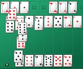 паук онлайн бесплатно карты косынка играть в