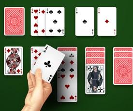 Бесплатные карточные игры пасьянсы