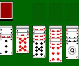 карты косынка играть 104